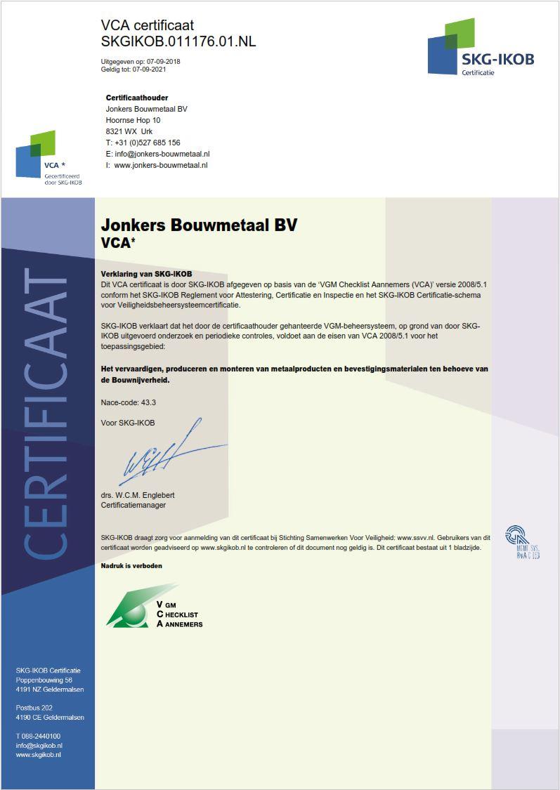 VCA_certificate