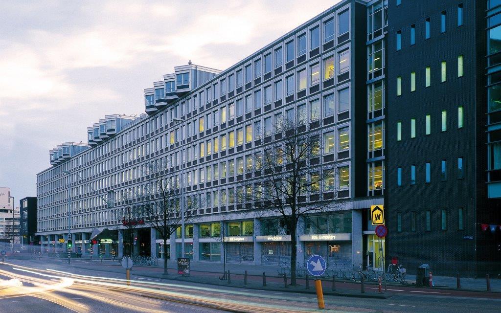 Amsterdam Metropoolgebouw
