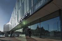 Delft Station Spoorzone