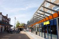 Emmeloord Luifels winkelcentrum