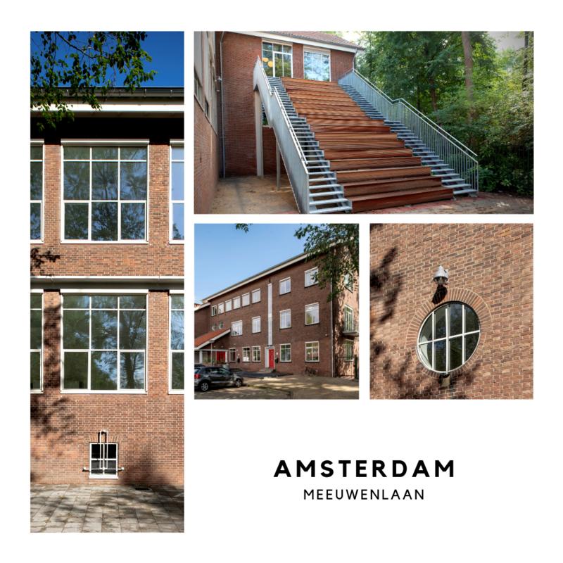Amsterdam Meeuwenlaan
