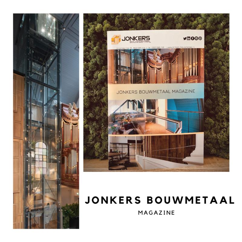Jonkers Bouwmetaal Magazine