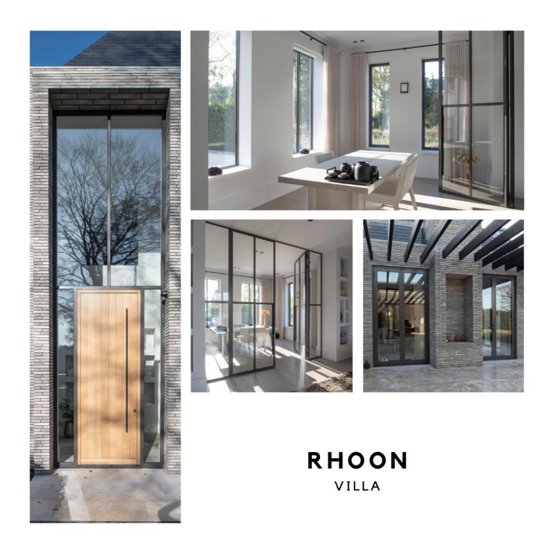 Rhoon villa