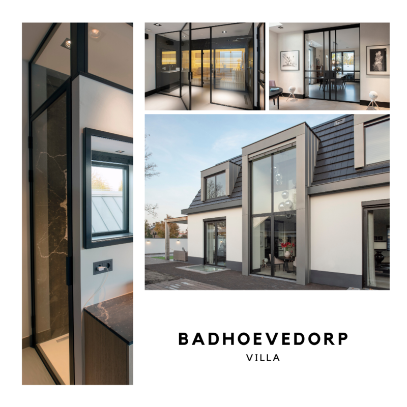 Badhoevedorp villa