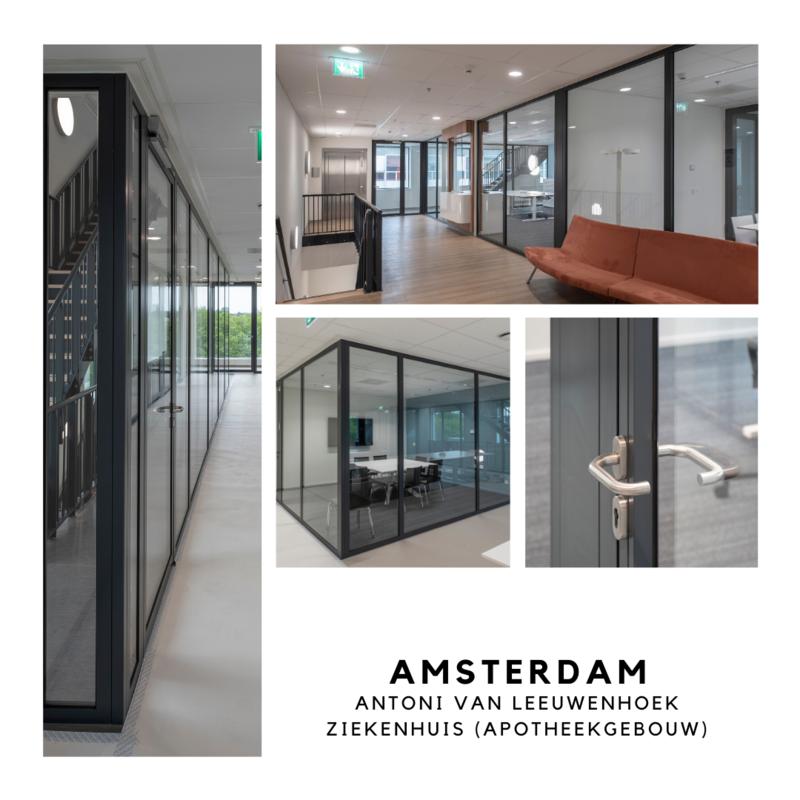 Amsterdam Ziekenhuis Antoni van Leeuwenhoek apotheekgebouw